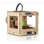 Mbot Cube 3d Printer Dual Head